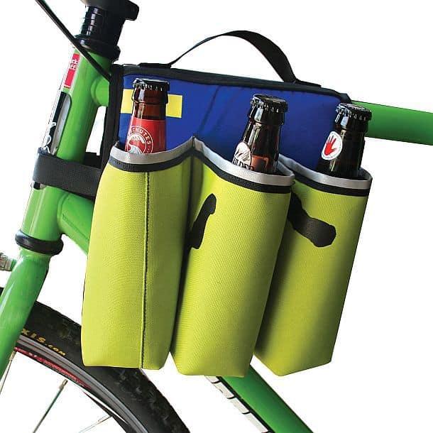 Шестисекционная вело-сумка для напитков Bike Six Pack Holder