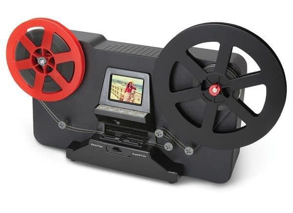 Цифровой преобразователь плёночных фильмов