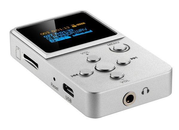 Меломанский Hi-Fi плеер Xduoo X2