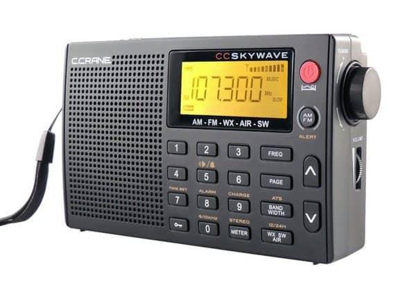 FM-приёмник с функцией усиления голоса Skywave