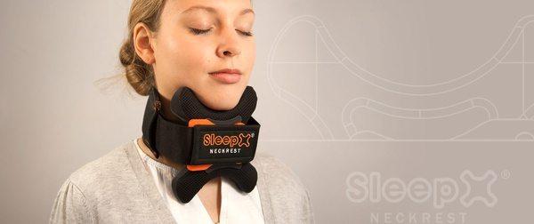 Поддержка головы для сна сидя SleepX