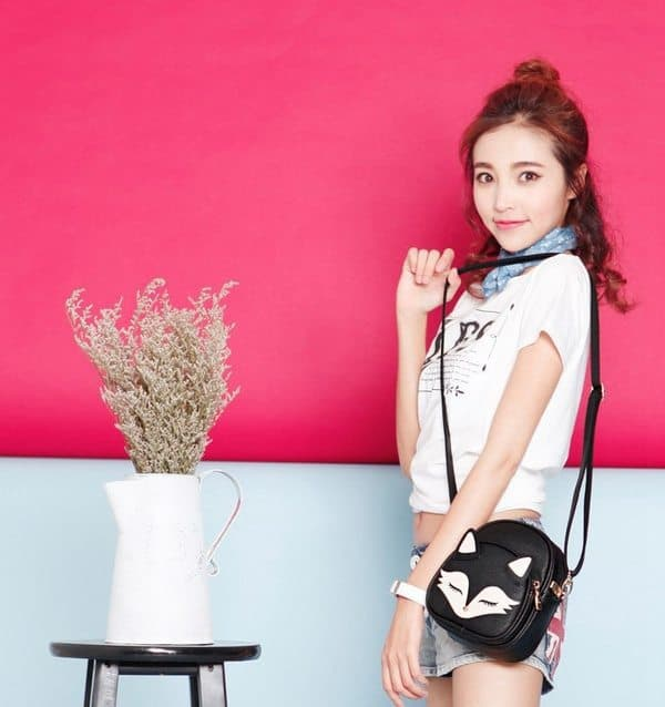 Женская сумочка «Лисичка»