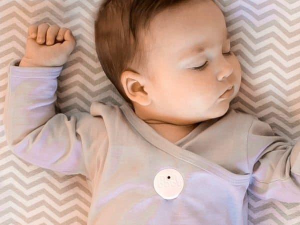 Трекер-няня для новорождённых MonBaby