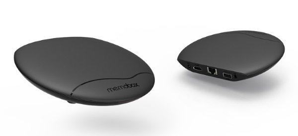 ТВ-бокс в виде летающей тарелки Memobox UFO