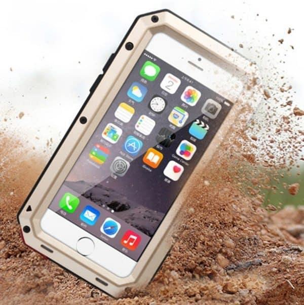 Экстремально защищённый чехол для iPhone