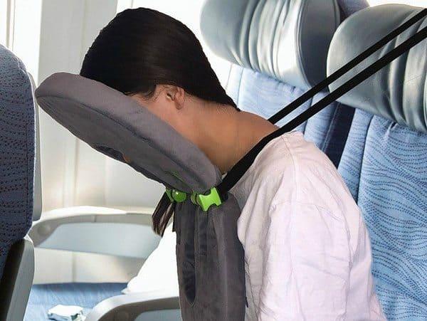 Подушка для путешественников FaceCradle