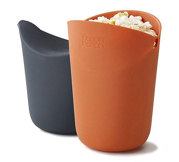 Комплект силиконовых контейнеров для попкорна M-Cuisine