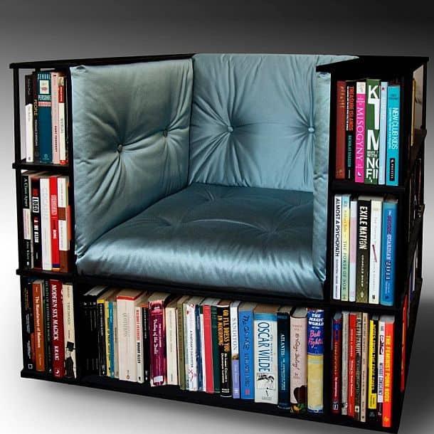 Кресло-библиотека купить и цена goodsi.ru.