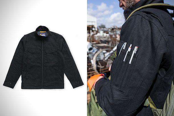 Куртка Solo Jacket 100C от бренда PDW
