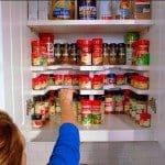 Раздвижные полочки-вставки Spicy Shelf