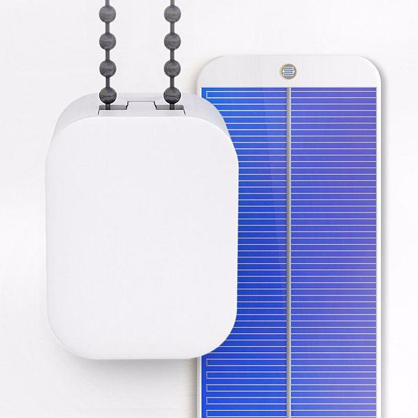 Умное устройство для дистанционного управления рулонными шторами Soma Smart Shades