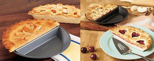 Форма с перегородкой для выпечки пирогов