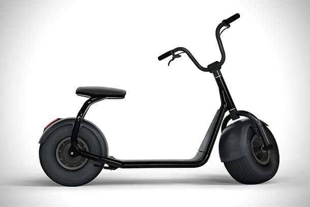 Электрический скутер Scrooser