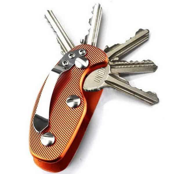 EDC-органайзер для ключей