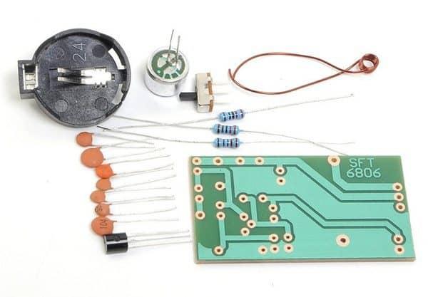 DIY-набор для сборки простейшего FM-передатчика