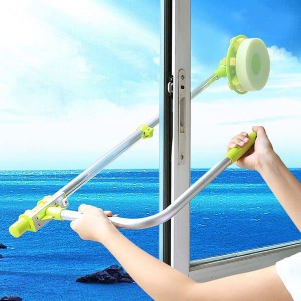 Приспособление для безопасного мытья окон