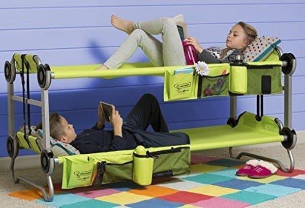 Складная двухъярусная кровать для детей Kid-O-Bunk