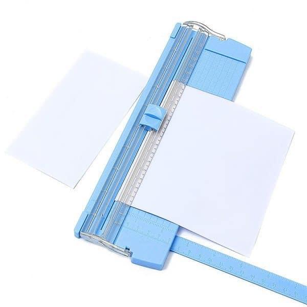 Приспособление для точной нарезки бумаги