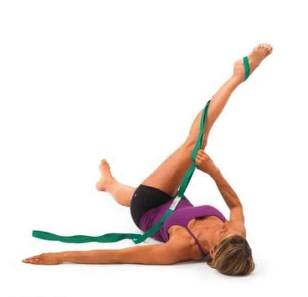 Нейлоновый ремень для растяжки Stretch Out