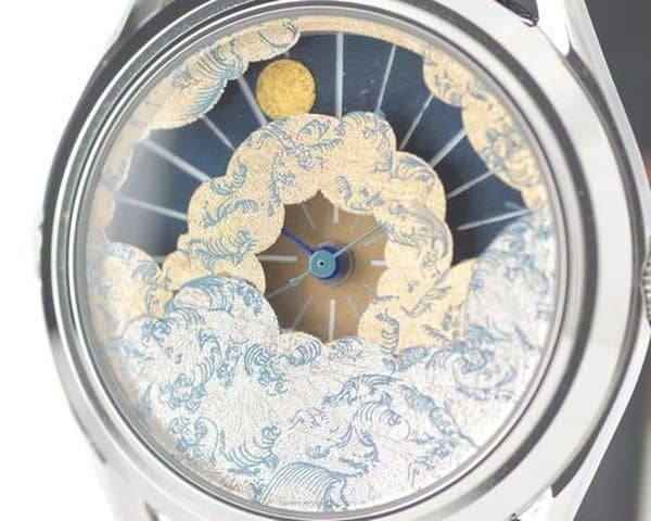 """Наручные часы """"Солнце и Луна"""" ограниченной серии от Mr. Jones"""