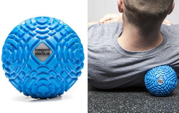 Ребристый фитнес-мяч для расслабления мышц Mobilitywod Supernova 2.0