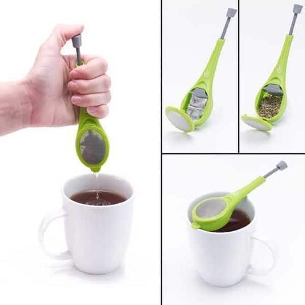 Ручной пресс для заваривания чая