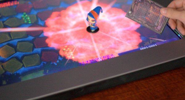 Android-стол для совместных игр Playtable