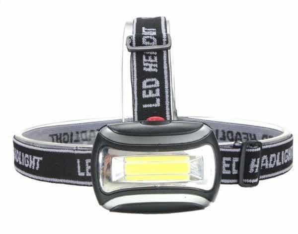 Бюджетный фонарик