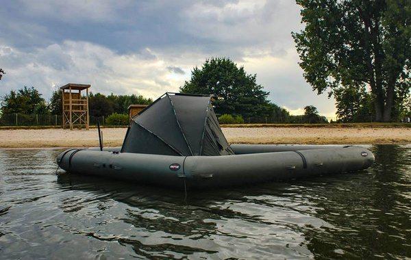 Надувная платформа для рыбалки Raptor