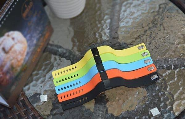 Фитнес-браслет с базовым функционалом TW64