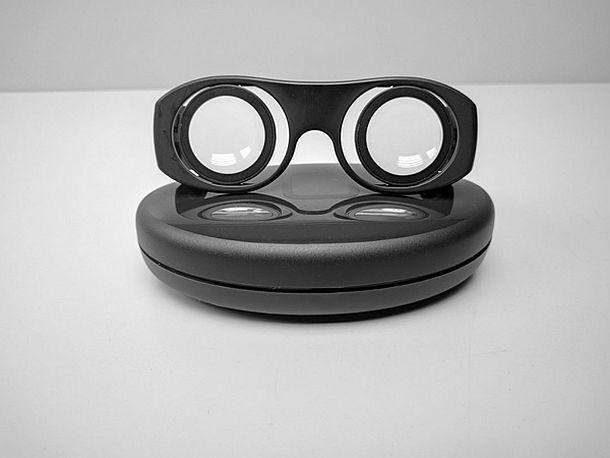 Очки виртуальной реальности Go4d C1-Glass