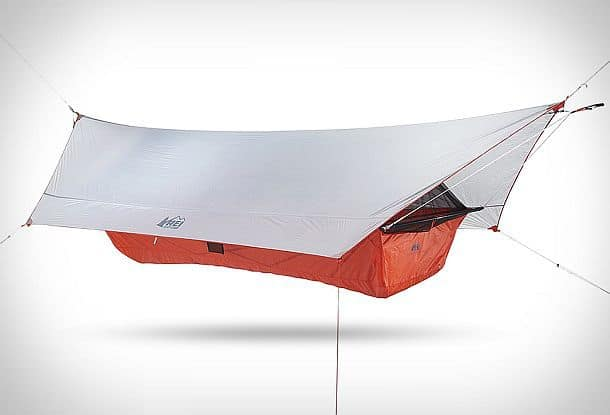 Гамак с тентом Quarter Dome Air Hammock