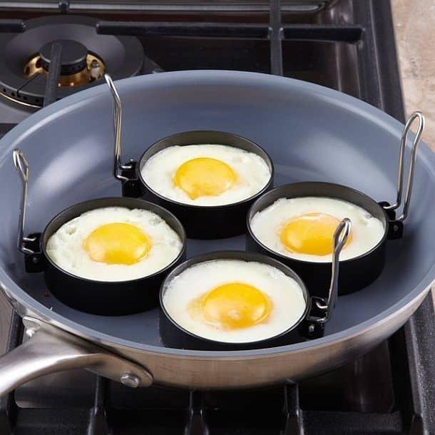Антипригарные формы для жарки яиц