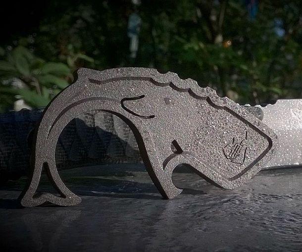 Дизайнерские открывалки для бутылок Moby Whalers
