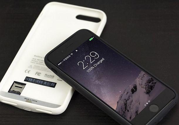 Многофункциональный чехол для айфонов 7-й модели Kuner KUKE