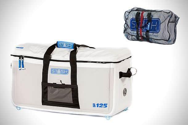 Надувная сумка-холодильник Stash