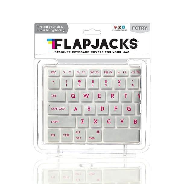 Накладка Flapjacks на клавиатуру для Mac