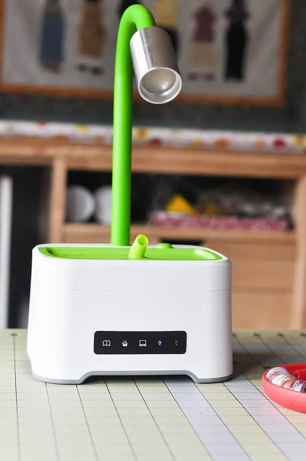 Настольная лампа с ароматерапевтическим диффузором Lumin