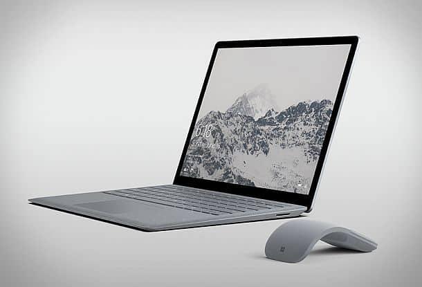 Ноутбук Microsoft Surface