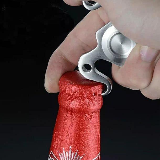 Открывалка для бутылок в виде спиннера XOSOY