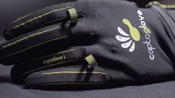 Перчатка-контроллер для VR и AR игр и управления умными устройствами CaptoGlove