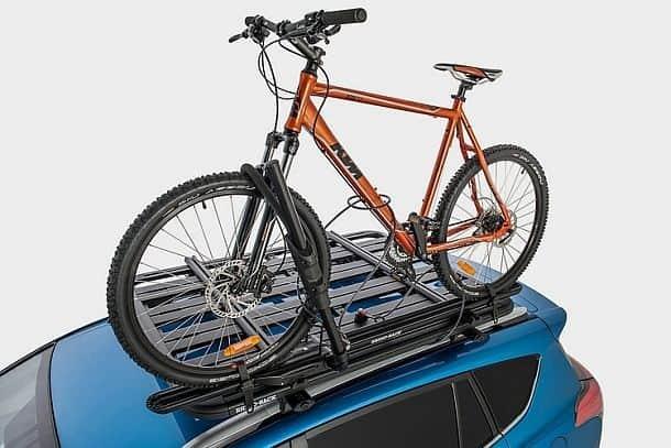 Приспособление для крепления велосипеда на крыше автомобиля Rhino Rack