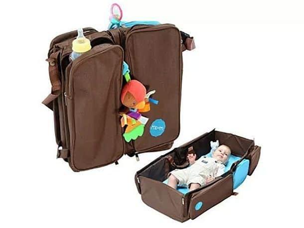 Складная сумка-кроватка Mo+m 3 в 1
