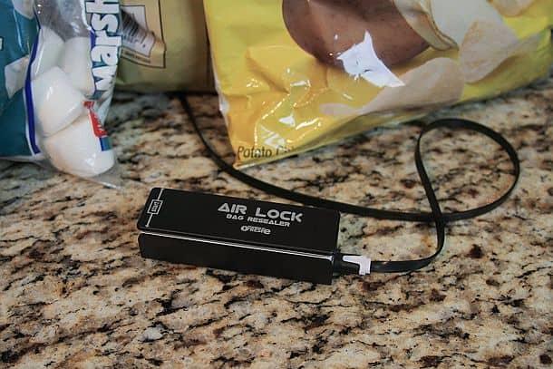Упаковщик пищевых пакетов Air Lock