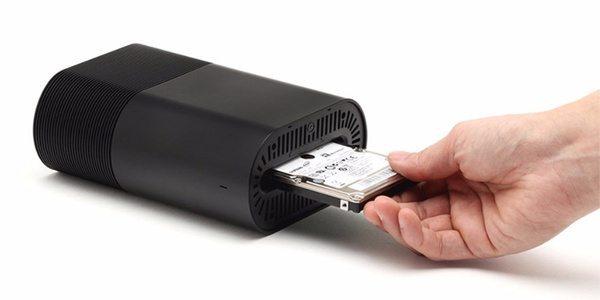 Домашний беспроводной роутер + NAS от Xiaomi