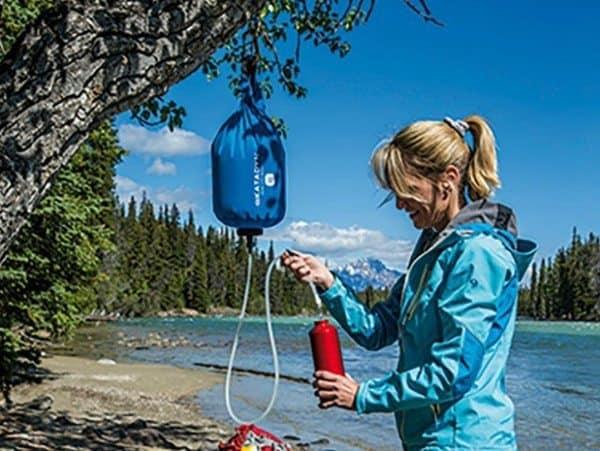 Мешок для фильтрации воды Katadyn Gravity