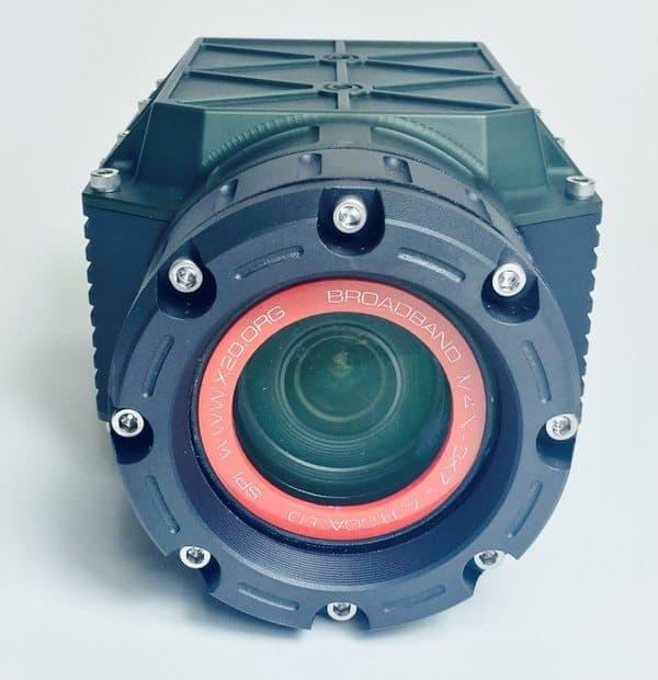 Сверхчувствительная видеокамера X27 с поддержкой 5 млн. единиц ISO