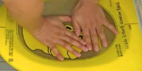 Плёнка-вантуз для прочистки унитазов Pongtu