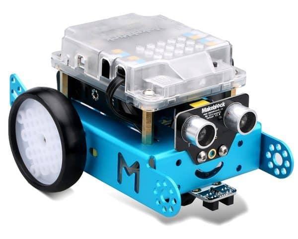 Обновлённая версия детского робота mBot 1.1