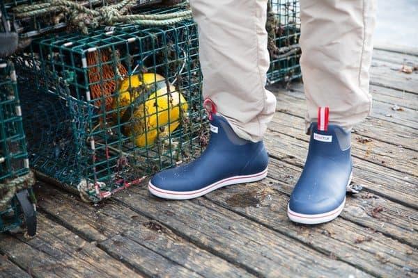Непромокаемые ботинки для морской рыбалки Xtratuf